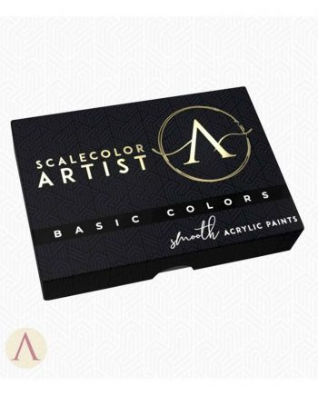 Scalecolor Artist Basic Colors | Scale 75 | Stonebeard Miniatures