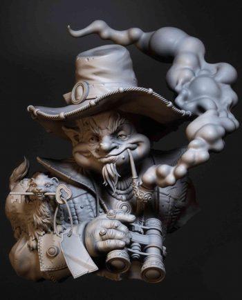 Ralph | CreepyTables Miniatures | Stone Beard Miniatures