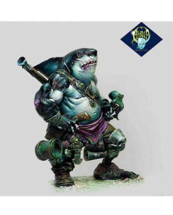 .Miniature-Aradia Miniatures-Dzhur-Ghul The Robber-Front-painted1