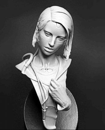 On Line | Pedro Fernandez | StoneBeard Miniatures