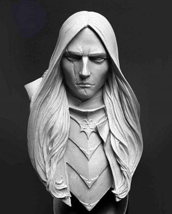 Dark Elf   Pedro Fernandez   StoneBeard Miniatures