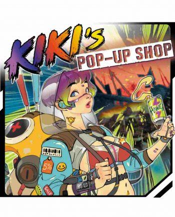 Miniatures-Neko Galaxay Miniatures- Kiki's Pop-up Shop-Front-poster-Stonebeard Miniatures