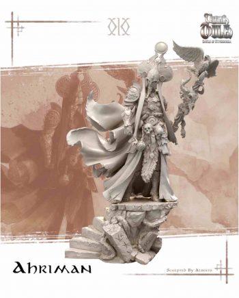 Stonebeard Miniatures Kimera Models Ahriman Ultima Thule unpainted miniature