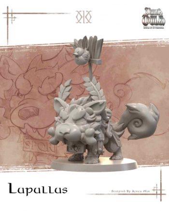 Stonebeard Miniatures Kimera Models Lupullus Ultima Thule unpainted miniature