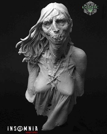 Miniatures-Insomnia Miniatures-The Blair Witch-unpainted-Front