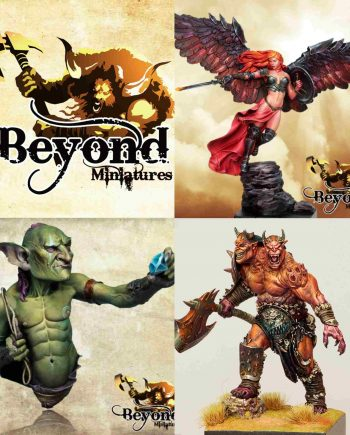 Miniatures Beyond Miniatures Classics pack bust stonebeard miniatures