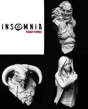 Insomnia Miniatures Classic Pack