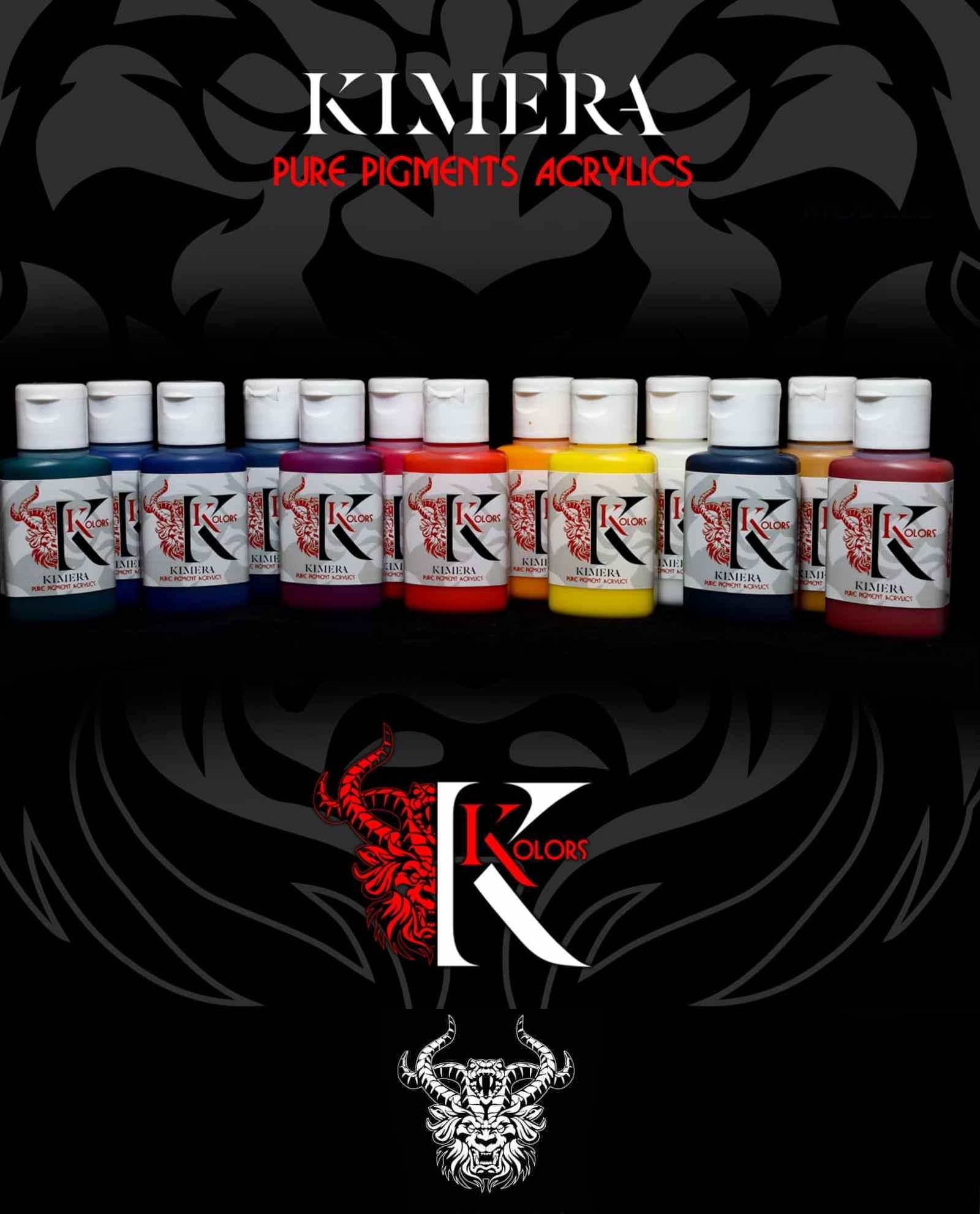 SBM Kimera Kolors Banner